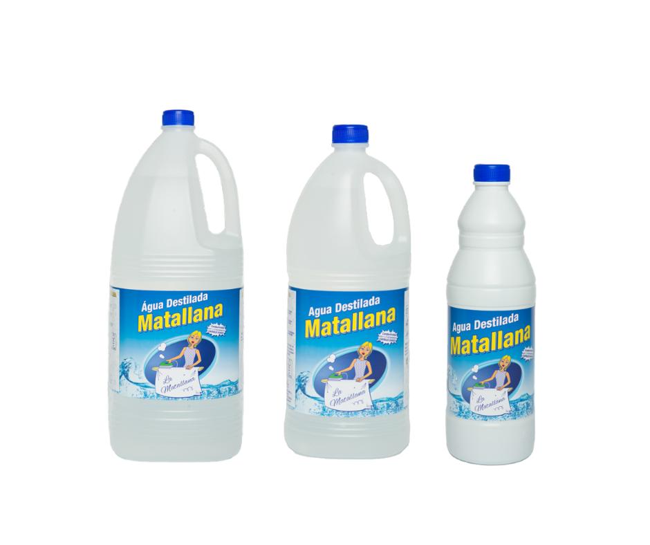 Agua Destilada la Matallana