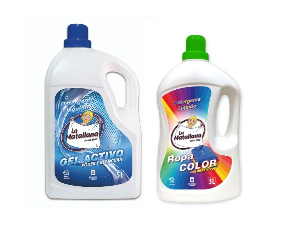 Detergente Líquido Categoría